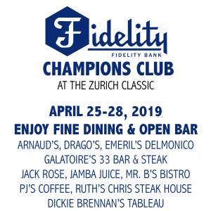 Fidelity Bank Champions Club logo